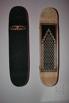 Skateistan Boards by irrezolut, via Flickr. #awesome #want this :)