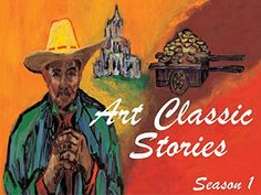Art Classic Stories combines classical art with the most loved fairy tales of all time. Each title features exquisite illustrations that will capture children's eyes while introducing them to the techniques and art styles of famous artists such as Van Gogh, Rembrandt, Monet, Renoir and many more. Closed captioned to aid the hard of hearing, English language learners and to facilitate read along.
