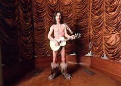 Original Screenshot via 'Ding Dong, Ding Dong' video -- Screenshot courtesy All Things George Harrison on PInterest
