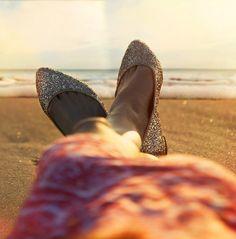 sparkle sand