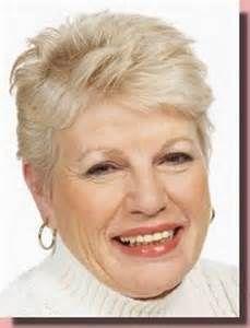 Short Hairstyles For Senior Women Bing Images