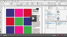 Scripting for Non-Scripters in Adobe InDesign « Layers Magazine Graphic Design Lessons, Graphic Design Tools, Tool Design, Graphic Art, Typography Layout, Vintage Typography, Vintage Logos, Retro Logos, Photoshop Design