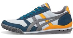 Onitsuka Tiger Ultimate 81 White/Grey (HN201-0113) £52.99 with FREE UK delivery