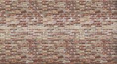 Old Ruff Brickwall - Fotobehang & Behang - Photowall