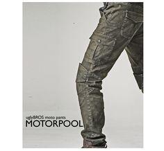"Uglybros Moto pants ""Motorpool""  Motorcycle pants that look good and provide protection."