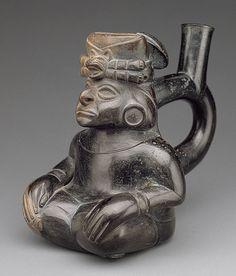 ancient peruvian pottery | Peruvian Pottery,