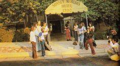 Los Angeles, 1975, the Lamb Tour
