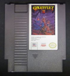 Gauntlet II (Nintendo Entertainment System, 1990) NES 50047104780   eBay