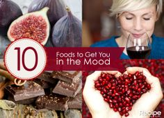Cooking Up Romace: 10 Foods to Get you in the Mood