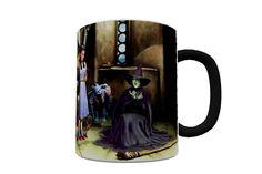 The Wizard of Oz 75th Anniversary (Melting Witch) Morphing Mug MMUG009
