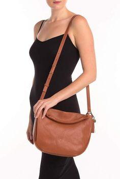 9c75640e97c8 🔥 Geanta Dama The Sak The 120 Small Leather Hobo Bag MAUVE  euforiamall