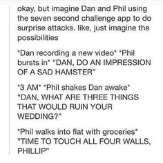 I wanna see this as a new video please let this happen