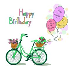 Best Birthday Quotes For Him – Modern Home Birthday Blessings, Birthday Wishes Cards, Happy Birthday Messages, Happy Birthday Images, Happy Birthday Greetings, Birthday Pictures, Happy Birthday Biker, Happy Birthday Bicycle, Happy Birthday My Love