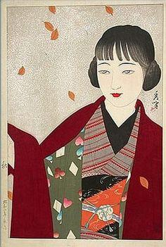 山川秀峰(やまかわ しゅうほう)明治31~昭和19(1898~1944)