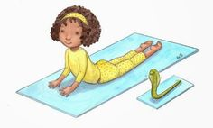 Yoga for Kids: Top 3 yoga poses for children's heart health