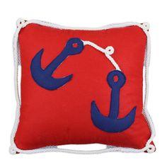 Anchors Away Pillow | Wayfair