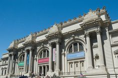 The Metropolitan Museum of Art, located in New York City, is the largest art museum in the United States, and one of the three largest in the world, with the most significant art collections. It was built in 1874 in the Beaux-Arts architectural style.