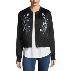 a.n.a Bomber Jacket - JCPenney