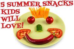 Summer snacks!