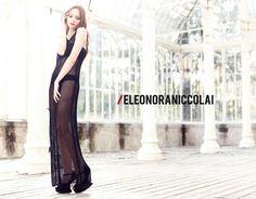 + Moda :     Coleção primavera/verão 2013 de Eleonora Niccolai.