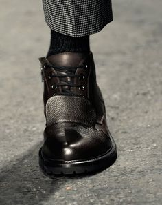 Fashion Week Fall 2012 Shoes
