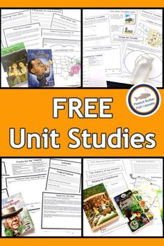 Check out our list of free unit studies. They are based upon fiction and non-fiction books and give children a fun way to read and learn. Homeschool Books, Homeschool Curriculum, Homeschooling, Kindergarten, Book Study, Project Based Learning, Unit Studies, Science, Elementary Schools