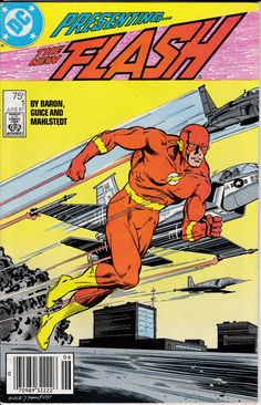 Flash 1 June 1987 Issue DC Comics Grade Fine by ViewObscura
