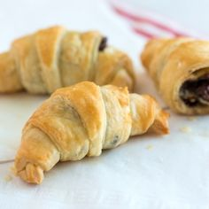 Chocolate croissants!