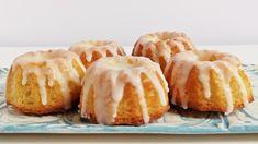 Bodzás-citromos kevert kuglóf #nyár #desszert #kuglóf #recept #sütemény Pound Cake, Sorbet, Doughnut, Peach, Yummy Food, Sweets, Fruit, Recipes, Cooking