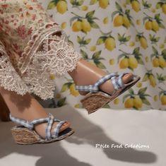 Espadrilles, Creations, Diy, Shoes, Paella, American, Desserts, Model, Fashion