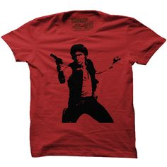 Han Solo Baby One-Piece, Star Wars Toddler T-Shirt -Multiple Colors and Styles-- $20.00