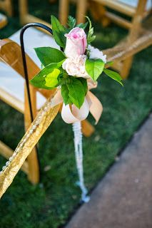 Simple Aisle Décor Amore Flowers~ www.AmoreFlowersbyKatie.com: 9.14.13 @ Catta Verdera Wedding 2015, Vintage Photography, Wedding Flowers, Wedding Decorations, Weddings, Simple, Plants, Vintage Style Photography, Bodas