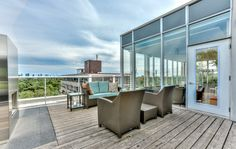 $3.3 million for an Annex unit with not one, but two huge terraces