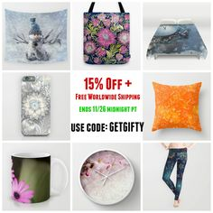 15% off everything #sale #coupons #deals + #freeshipping #worldwide on my #society6 store. Check more at society6.com/julianarw