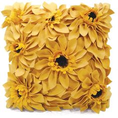 Free 2-day shipping on qualified orders over $35. Buy Sunflower Decorative Pillow at Walmart.com