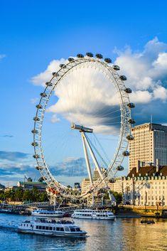 London Must See, Great Fire Of London, London England Travel, London Travel, London Shopping, London Eye, London Street, Coaster, Attraction