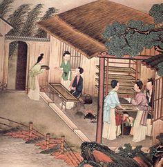 Ancient China History of Silk