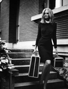 Eniko Mihalik .. Vogue Spain September