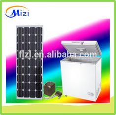 Solar Refrigerator Freezer 12v Dc