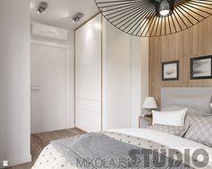 sypialnia na miarę twoich potrzeb - zdjęcie od MIKOŁAJSKAstudio - Sypialnia - Styl Nowoczesny - MIKOŁAJSKAstudio