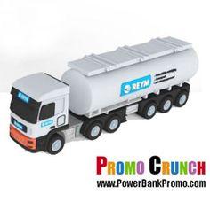 Tanker truck. The World's Best Custom Shaped Power Banks.# custom shaped .Power…