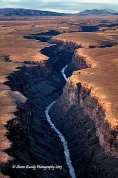Taos area. Here is one of the images looking up the Rio Grande Gorge towards the bridge........way too much fun!!!