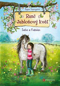 Kniha Ranč Jabloňový květ: Saša a Fabián - Pippa Youngová | Dobré Knihy.cz Illustrator, Sam Son, Cover, Books, Products, Early Childhood, Nice Asses, Wish, In Love