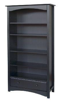 Amazon.com: Davinci MDB Bookcase, Ebony: Baby