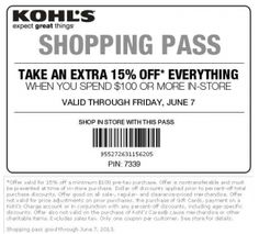 It looks like you're interested in our Kohls Coupons 15 Off Sale. We also offer many different Kohls Coupons on our site, so check us out now and get to printing! Grocery Coupons, Online Coupons, Kohls Printable Coupons, Kohls Promo Codes, Off Sale, Frugal, Everything, Coding, Printables