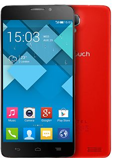 #Alcatel One Touch #IdolX6040D