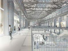 Battersea Power Station Apple Campus - e-architect