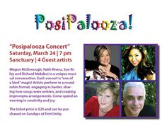 PosiPalooza! Don't miss it!