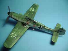 Readers' Gallery: Steve Cook's 1/48 Eduard Fw-190D - AgapeModels.com