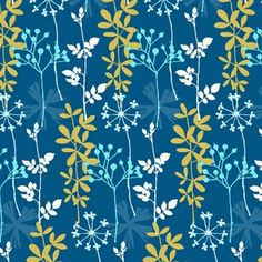 Studio E - Joyful Garden - Blossoms in Blue